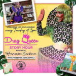 Online Event: Drag Queen Story Hour with Harmonica Sunbeam