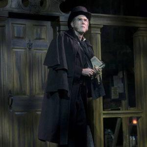 William Youmans as Ebenezer Scrooge