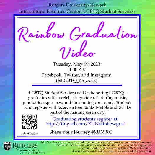 Rainbow Graduation Video