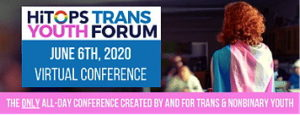 HiTOPS Trans Youth Forum logo