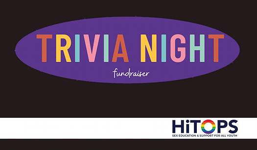 HiTOPS Trivia flyer, logo