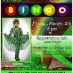 Online Event: Hyacinth St. Patrick's Celebration Virtual Bingo