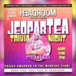 JeoparTEA Trivia Night with Stella Luna at Headroom Bar & Social in Jersey City