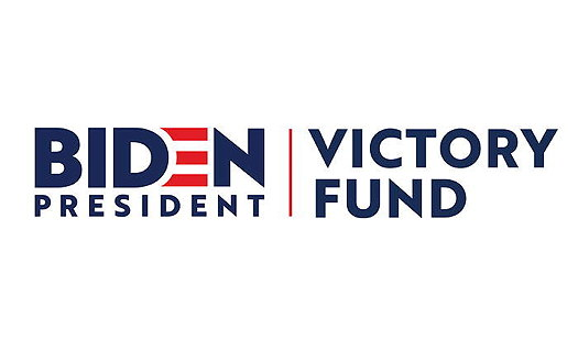 Biden For President: Victory Fund Logo