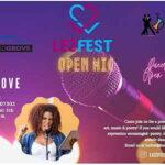 LezFest Open Mic Night at Hard Grove in Jersey City