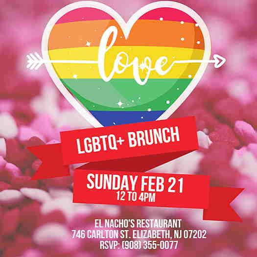 LGBTQ+ Brunch at El Nacho's Restaurant