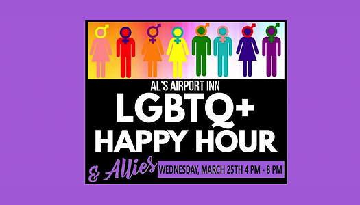 LGBTQ Happy Hour