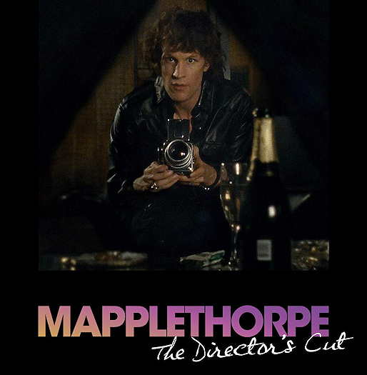 Mapplethorpe, The Director's Cut movie poster