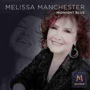 Melissa Manchester Midnight Blue album cover