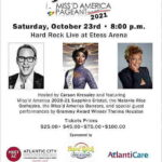 Miss'd America Pageant 2021 at Hard Rock Hotel & Casino in Atlantic City