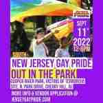 New Jersey Gay Pride Festival 2022 at Cooper River Park in Cherry Hill