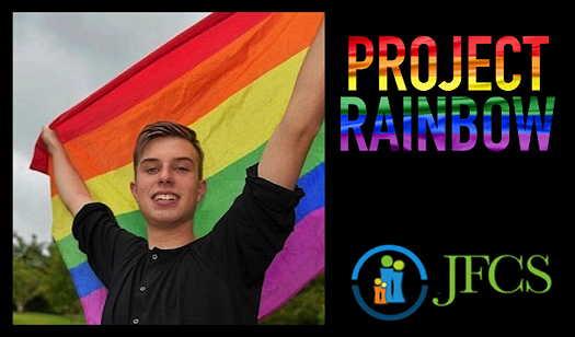 Project Rainbow For LGBTQ Teens At Katz Jewish Community Center In Cherry Hill NJ