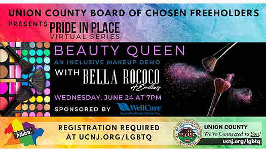 Beauty Queen Demo with Bella Rococo at Emilia's