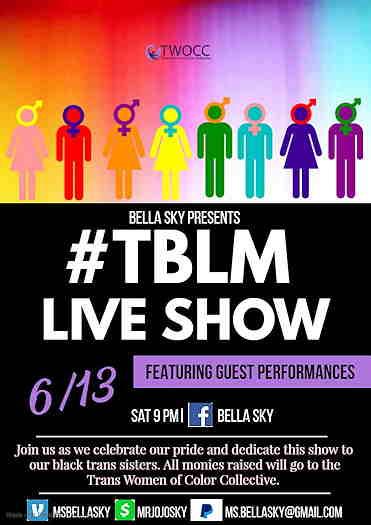 Bella Sky Presents #TBLM Live Show