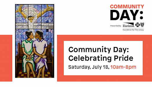 Community Day: Celebrating Pride online from the Newark Museum