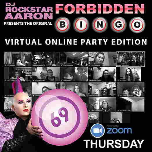 Forbidden Bingo Thursday