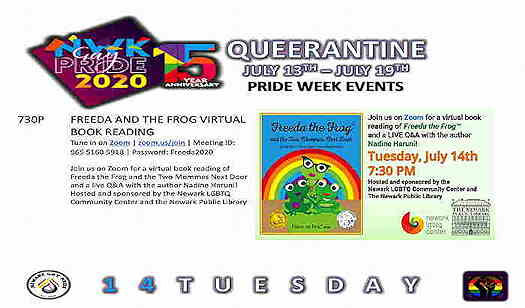 Freeda and the Frog Virtual Book Reading