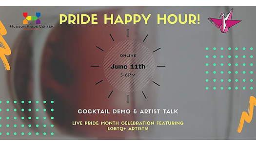 Hudson Pride & In Full Color Present Pride Happy Hour