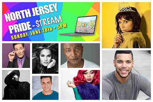 North Jersey Pride-Stream