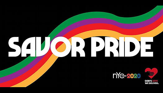 Savor Pride 2020 from NYC