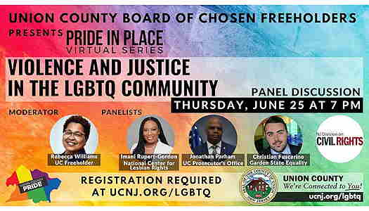 Violence & Justice in the LGBTQ Community Panel Discussion