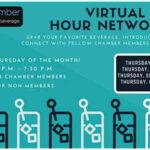 Online Event: Virtual Thursdays: Happy Hour Networking