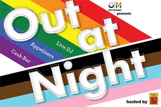 Out At Night: Pride Celebration flyer