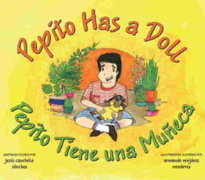 Pepito Has A Doll book cover