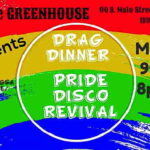 Pride Disco Revival at GreenHouse in New Hope