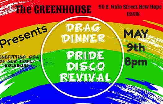 Pride Disco Revival flyer