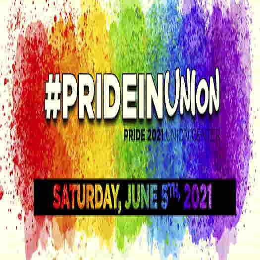 Pride In Union 2021 flyer