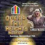 Queer The Heights Meetup at Low Fidelity in Jersey City