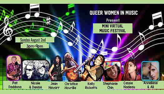 Queer Women in Music