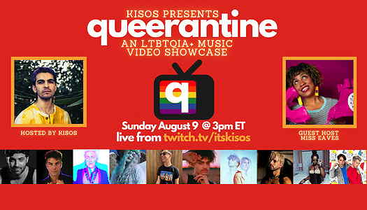 Queerantine online event