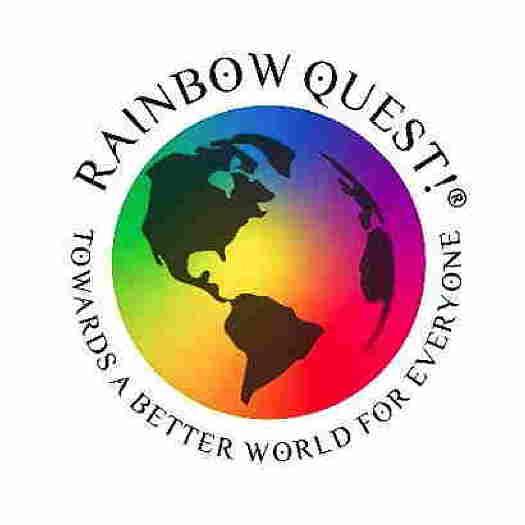 Rainbow Quest! logo