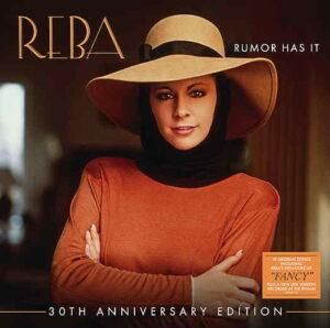 Reba McEntire album cover