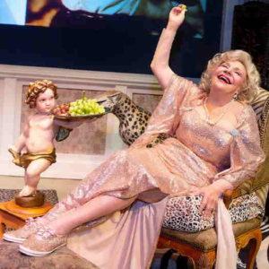 Renée Taylor laughing