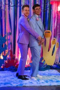 Ryan O'Connell prom scene
