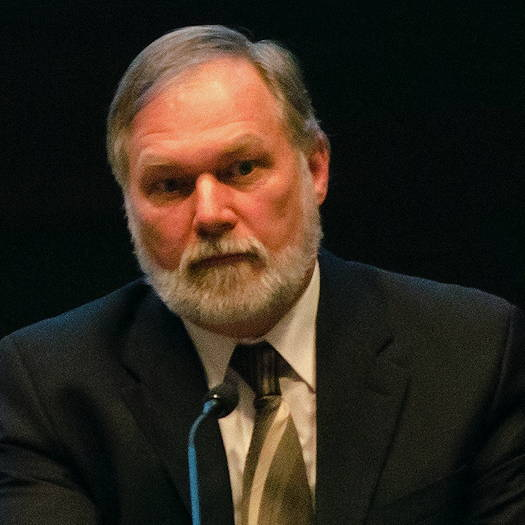 Scott Lively at a conference