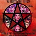 Showgirl Slaylani's Halloween Drag Brunch at Porta in Jersey City