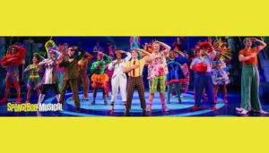 The Spongebob Musical full cast