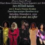The Diva's Revue Celebrating Princess Sequoia's 31st Birthday at Joe's Mill Hill Saloon in Trenton