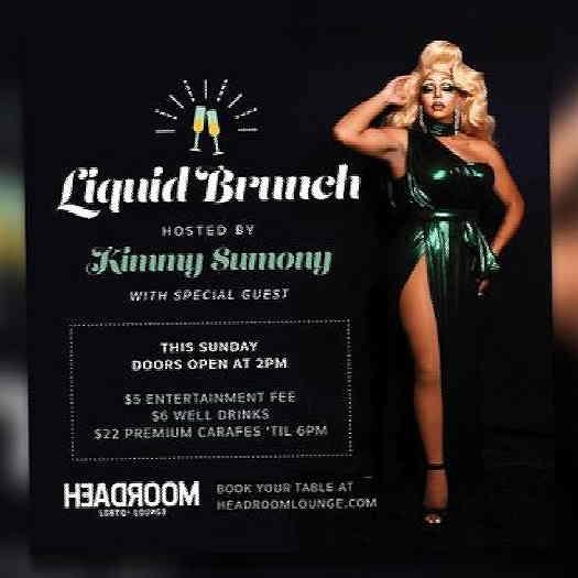 Kimmy Sumony on flyer