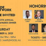 The Pride Network Awards 2021 at The Woodland in Maplewood