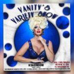 Vanity's Variety Show with Vanity Ray at Headroom Bar & Social in Jersey City