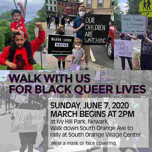Walk With Us For Black Queer Lives
